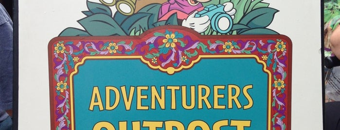 Adventurers Outpost is one of Tempat yang Disukai M..