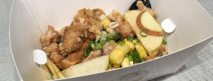 鹹酥李 is one of Taipei.