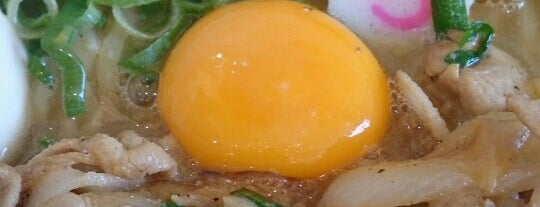 ブタドラゴン is one of 拉麺マップ.