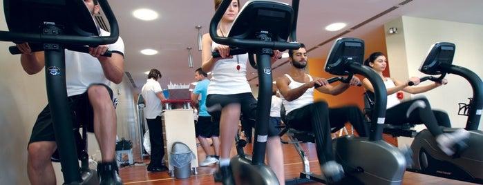 Maruf Fitness Club is one of Lieux sauvegardés par z.