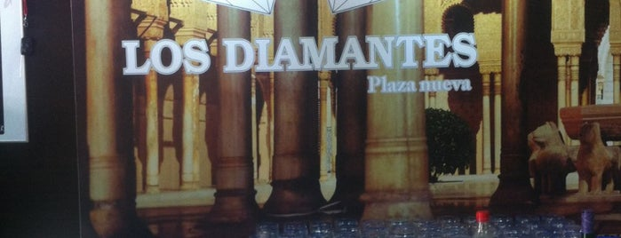 Los Diamantes is one of Grabada.