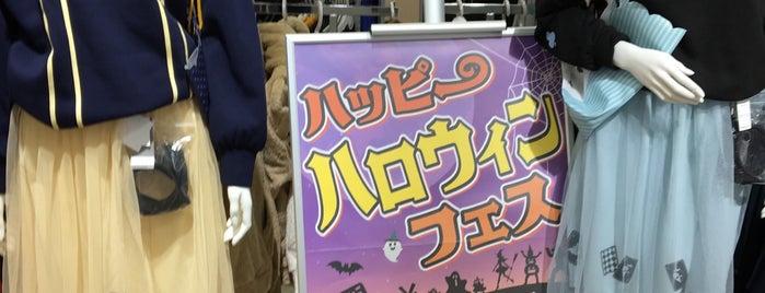 ファッションセンターしまむら 古市店 is one of 大阪市城東区.
