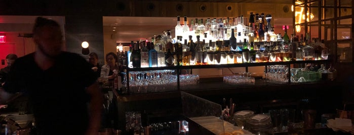 Bar Moxy is one of Trip to New York!.