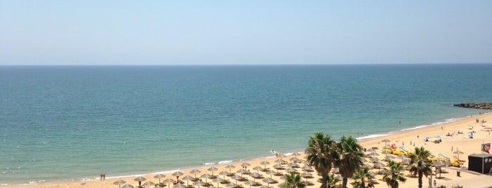 Praia de Quarteira is one of สถานที่ที่ Alexandre ถูกใจ.
