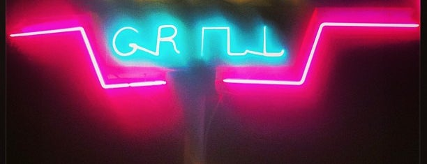 Curra's Grill is one of ATX.