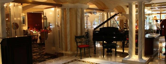 歐華酒店 The Riviera Hotel is one of Taiwan.