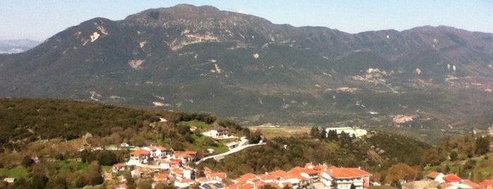 Zitsa is one of Amazing Epirus.