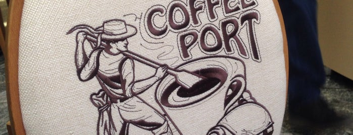 coffee port is one of !.