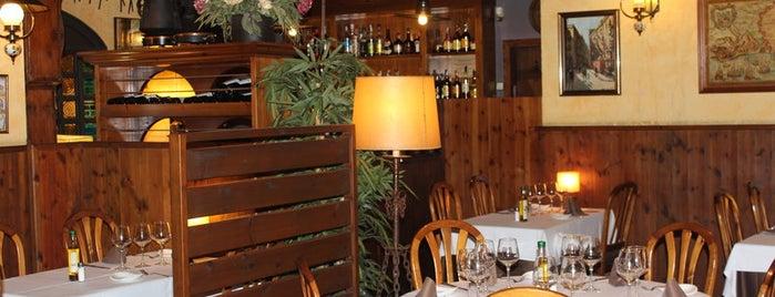 Restaurant La Ferreria is one of สถานที่ที่บันทึกไว้ของ Jose Luis.