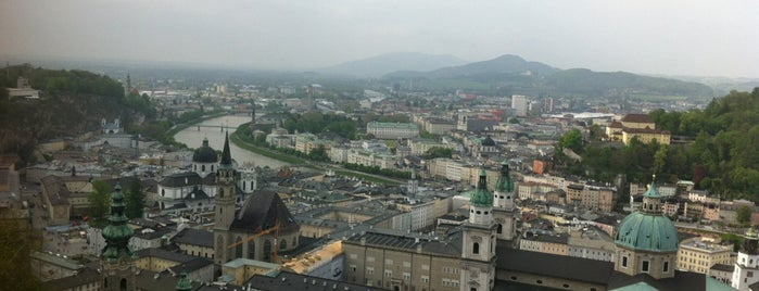 Salzburg is one of Fatih 님이 좋아한 장소.