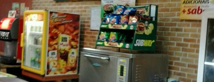 Subway is one of Poços de Caldas.