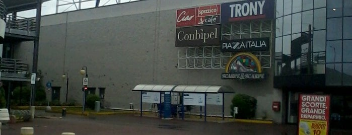 """Centro Commerciale """"Brianza"""" is one of 4G Retail."""