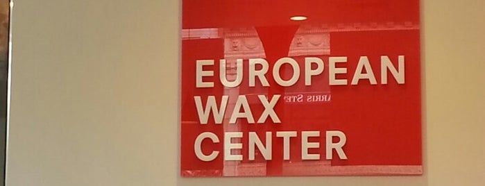 European Wax Center is one of Tempat yang Disukai Jason.
