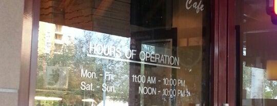 Empire Pizza Cafe is one of Posti che sono piaciuti a Eve.