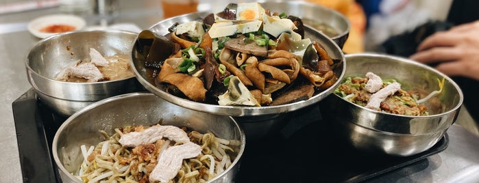 阿龍意麵 is one of Tainan.