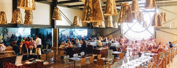 Café Campana is one of Bars & Restaurants, I.