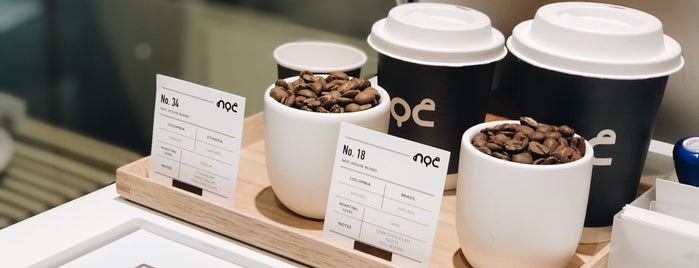 NOC Coffee is one of Hong Kong!.