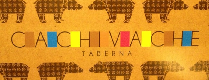 Cachivache Taberna is one of Madrid.