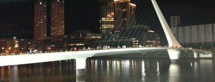 Puente de la Mujer is one of Capital Federal (AR).