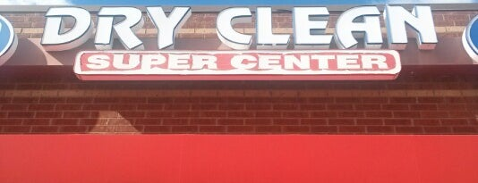 Dry Clean Super Center is one of Julie : понравившиеся места.