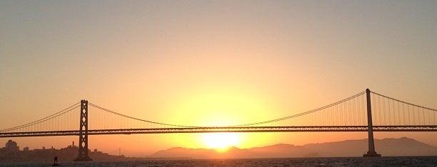 San Francisco-Oakland Bay Bridge is one of Trips / San Francisco, CA, USA.