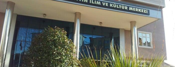 Aksemsettin İlim Ve Kultur Merkezi is one of Gespeicherte Orte von Hüseyin Batur.