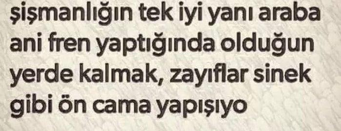 Merkez SarıyeR börekçisi is one of Hasan: сохраненные места.