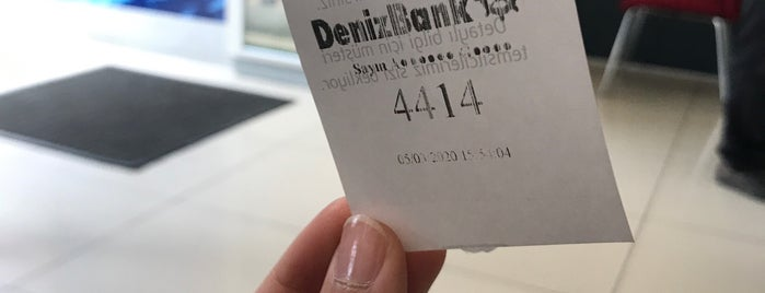 DenizBank is one of Posti che sono piaciuti a Gökay.