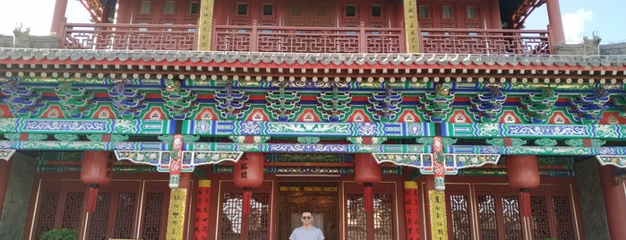 凤临阁 is one of Locais curtidos por Dave.