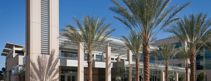 County Of San Diego Operations Center is one of Tempat yang Disukai John.
