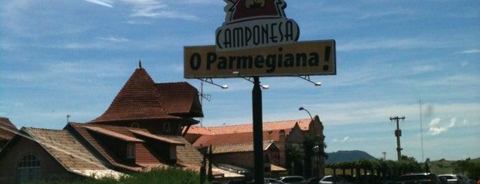 A Camponesa is one of Lieux qui ont plu à Vinícius.