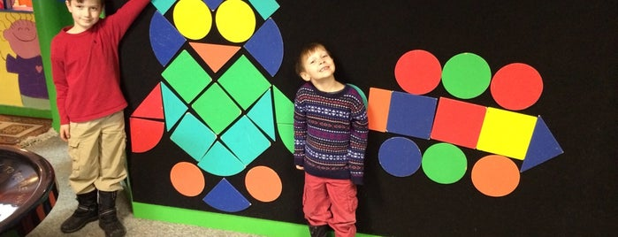 MWV Children's Museum is one of Adam'ın Beğendiği Mekanlar.