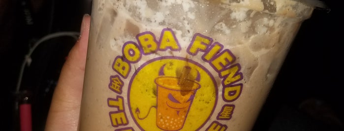 Boba Fiend Tea House 金星 is one of Mayleaさんのお気に入りスポット.