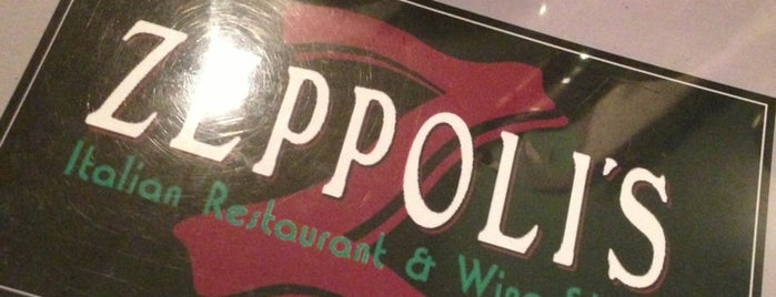 Zeppoli's Restaurant & Wine Shop is one of Locais curtidos por Colin.