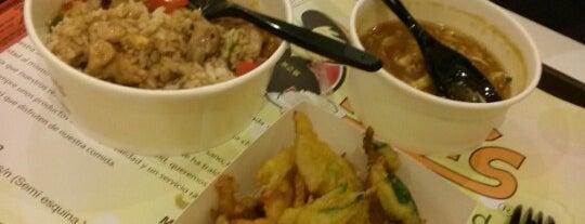 Restaurante Mi Fan's is one of Lucas'ın Beğendiği Mekanlar.