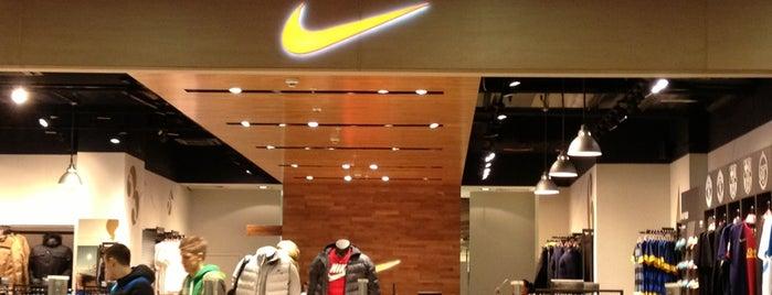 Nike is one of Tempat yang Disukai Екатерина.