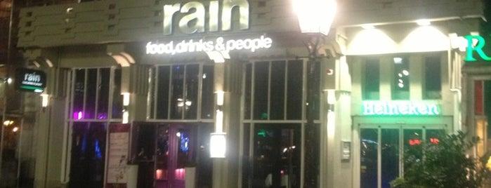 Club Rain is one of Amsterdam.