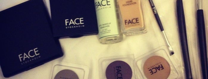 Face is one of Stockholm.