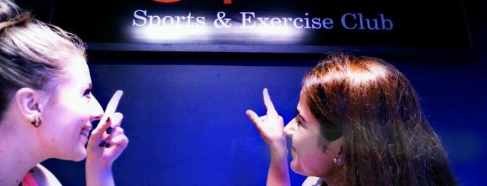 Escape Point Fitness is one of Locais curtidos por Umut.