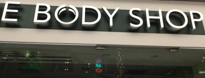 The Body Shop is one of август 🐾 님이 좋아한 장소.