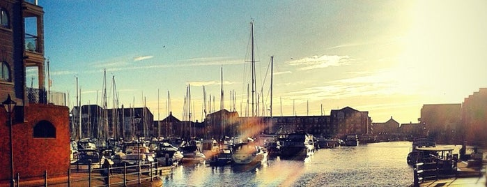 Sovereign Harbour is one of Part 1 - Attractions in Great Britain.