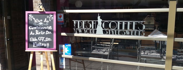 Fresh & Coffee´s is one of Five o'clock.