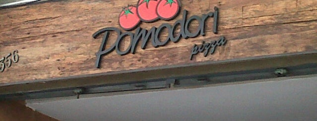 Pomodori Pizza is one of 20 restaurantes que eu indico em BH.