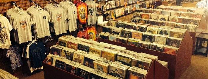 Triple Play Records is one of Record Stores.