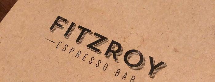 Fitzroy Espresso Bar is one of Guadalajara . México.