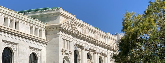 Apple Carnegie Library is one of DC.
