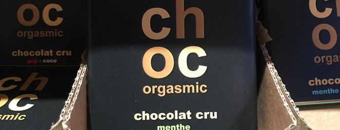 Chocolatitudes is one of Gourmandise sucrée.