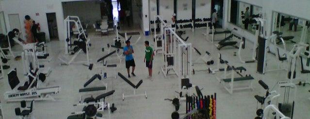 Gym UDL is one of Locais curtidos por kArE.
