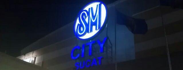 SM City Sucat is one of Shank'ın Beğendiği Mekanlar.