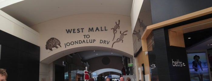 Lakeside Joondalup Shopping Centre is one of PERTH.